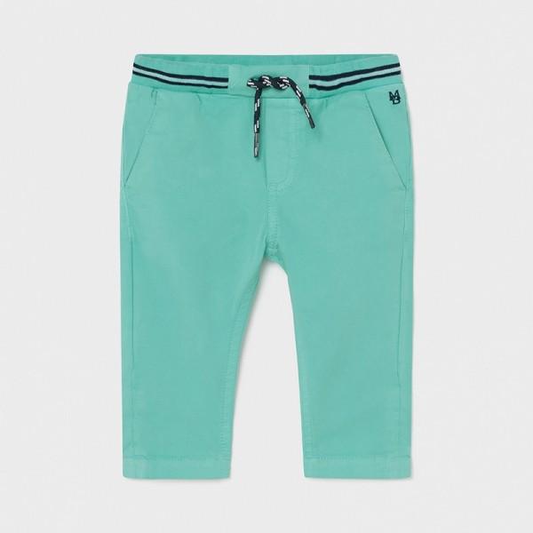 Pantaloni verzi lungi sarga baiat MAYORAL 1585 MYPL11X