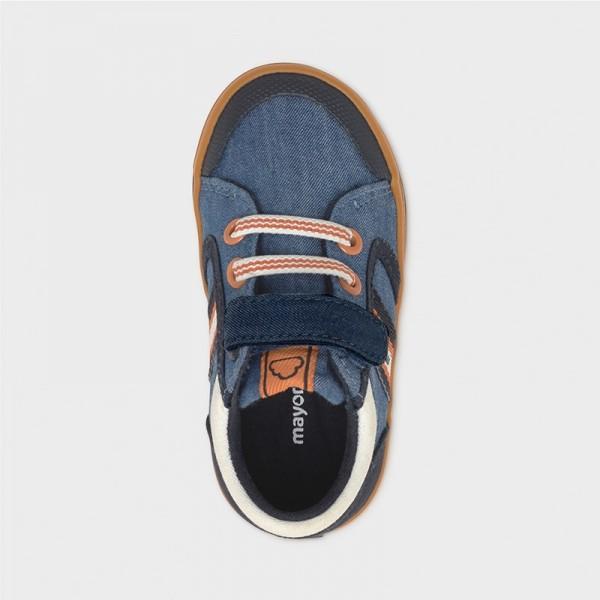 Pantofi sport bumbac ECOFRIENDS bebe Art. 21-41310-066 MYTEN07X