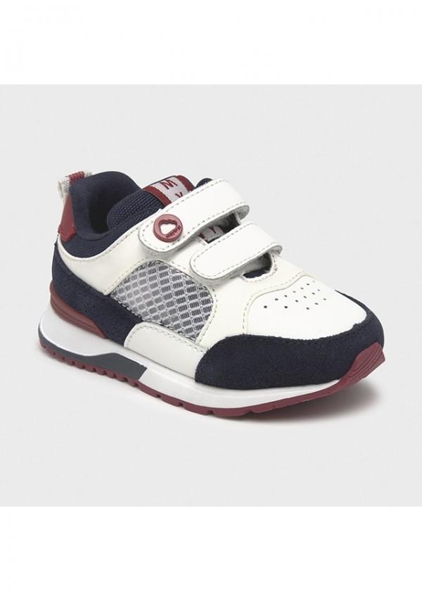 Pantofi sport combinati bebe baiat 41292 MYTEN81Y