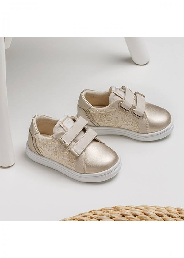 Pantofi sport dantela bebe fetita 41248 MYPANTF83Y