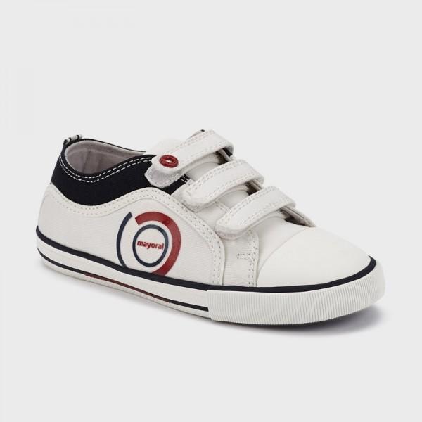 Pantofi albi sport panza ECOFRIENDS MAYORAL 43321 MYTEN10X