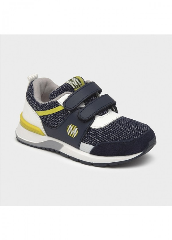Pantofi sport tricot bebe baiat 41294 MYTEN83Y