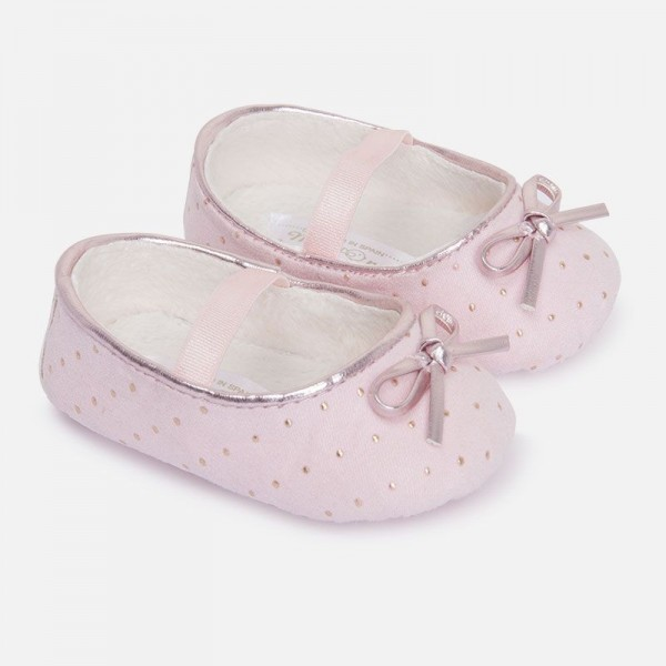 Pantofi fetite roz Mayoral mypantf03z