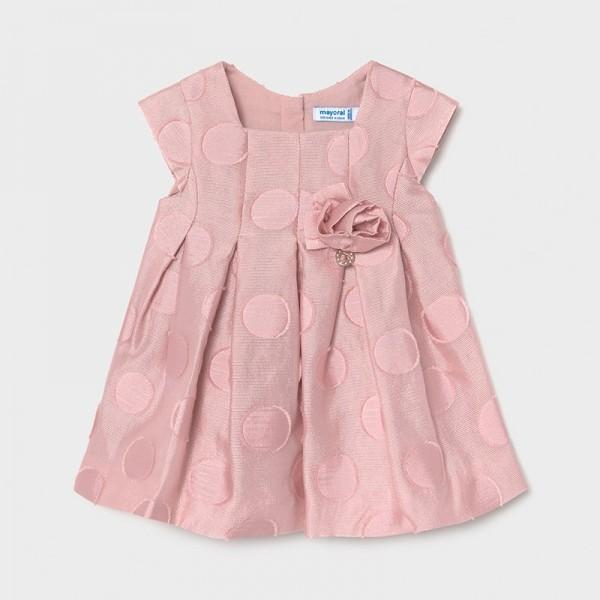 Rochie roz buline bebe fetita MAYORAL 1961 MYR30X